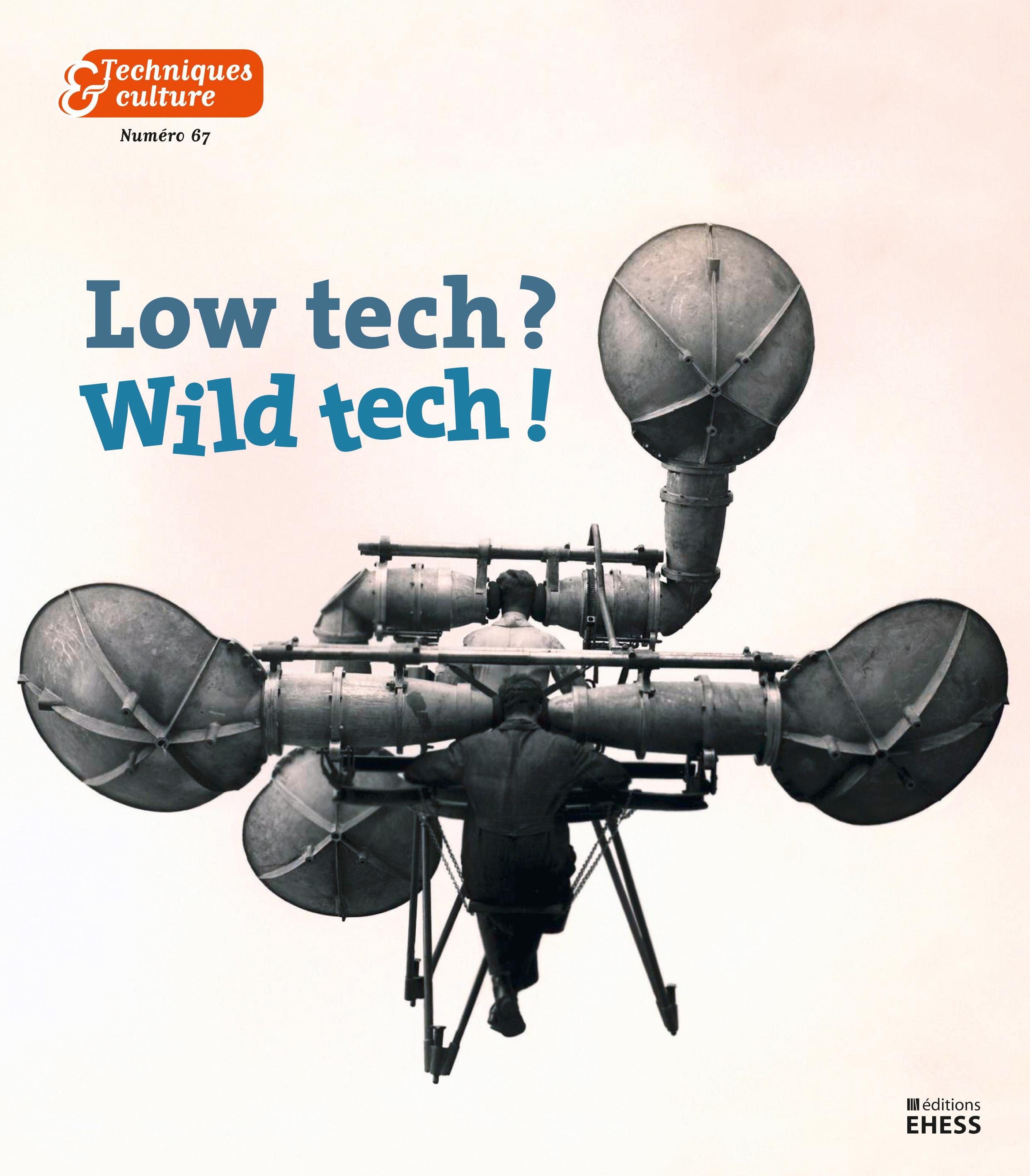 Techniques & Culture 67 – juin 2017
